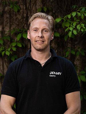 Gerry Håkansson, Densify Platsledare